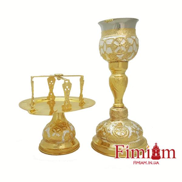 Євхаристійний набір 103-51d (300 мл)