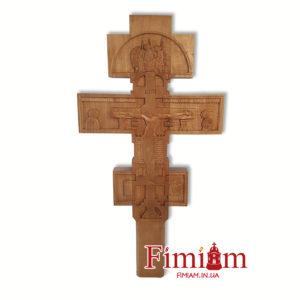 Хрест напрестольний дерево №1