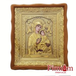 Ікона Богородиця Неустанної Помочі 38х44 см