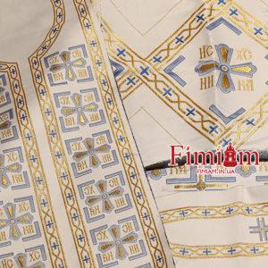 Набір для пошиття риз №3