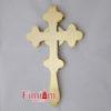 Хрест напрестольний 16-07 6992