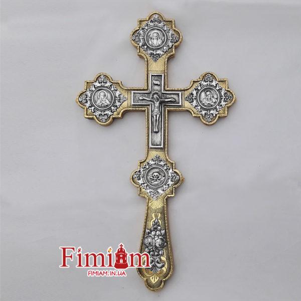 Хрест напрестольний 16-18