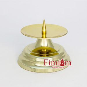 Підставка під свічку на оливу мала (Польща)