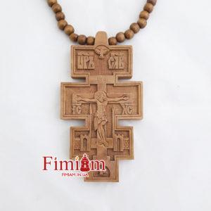 Хрест нагрудний, дерево №8