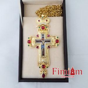 Хрест нагрудний  №18