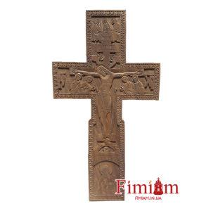 Хрест на підставці дерево №16