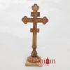 Хрест на підставці дерево №17
