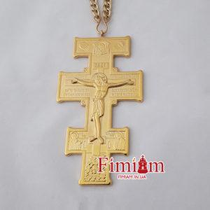 Хрест нагрудний  №23