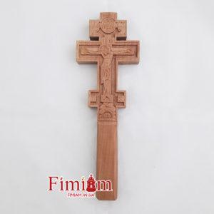 Хрест напрестольний дерево №14