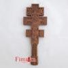 Хрест напрестольний дерево №6 7386
