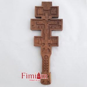 Хрест напрестольний дерево №6