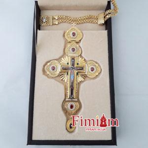 Хрест нагрудний  №22