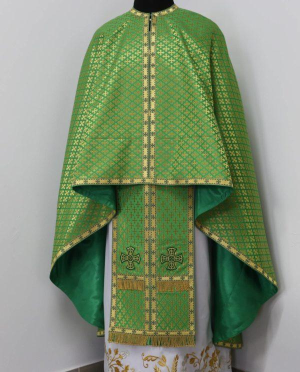Ризи ієрейські зелені №8