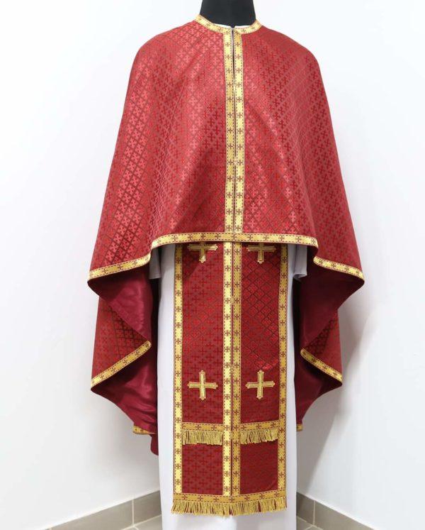 Ризи ієрейські червоні №7