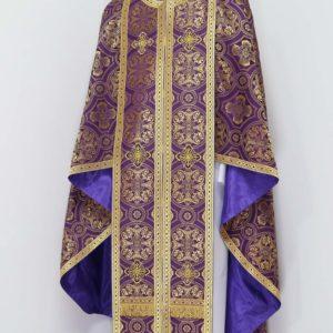 Ризи ієрейські фіолетові №11