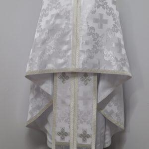 Ризи ієрейські білі №13