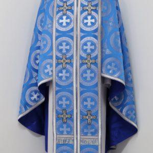 Ризи ієрейські сині №9
