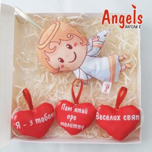 Ангелик білий малий