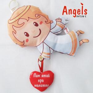 Ангелик білий великий