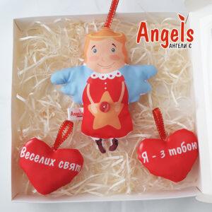 Ангелик червоний малий