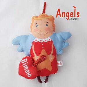 Ангелик червоний великий