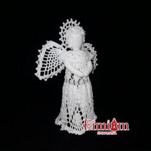 Ангелик плетений ручна робота №3