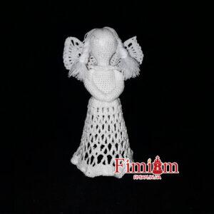 Ангелик плетений ручна робота №2