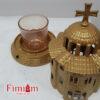 Кадильниця-лампада Храм №2 9858