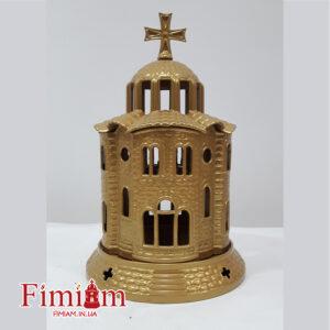 Кадильниця-лампада Храм №2