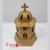 Кадильниця-лампада Храм №1 9870