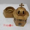 Кадильниця-лампада Храм №1 9873