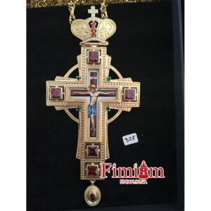 Хрест нагрудний  №327