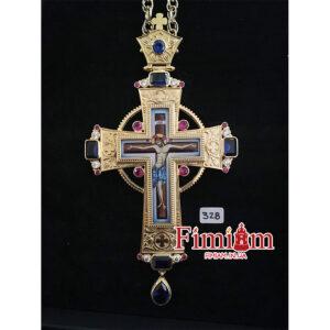Хрест нагрудний  №328