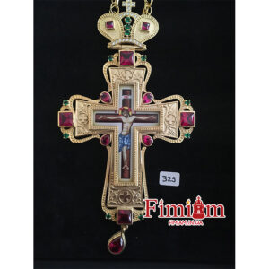 Хрест нагрудний  №329