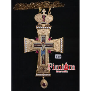 Хрест нагрудний  №330