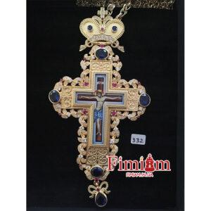Хрест нагрудний  №332