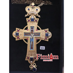 Хрест нагрудний  №333