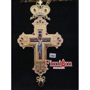 Хрест нагрудний  №356
