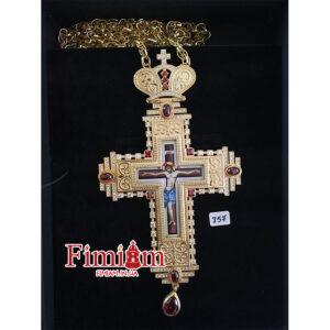 Хрест нагрудний  №357