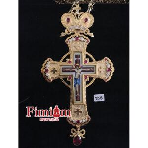 Хрест нагрудний  №358