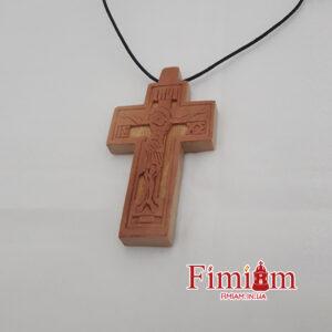Хрест нагрудний малий №18