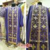 Ризи ієрейські фіолетові №20 11405