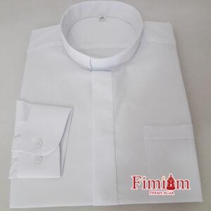 Сорочка під колорадку біла