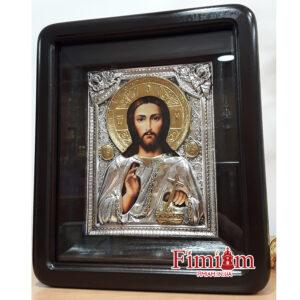 Ікона Ісуса Христа в ризі