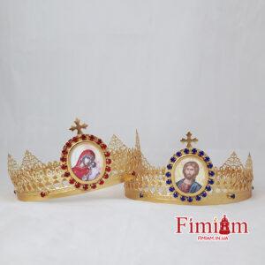Вінці вінчальні (корони) 73-669