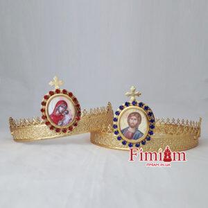 Вінці вінчальні (корони) 73-670