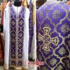 Ризи ієрейські фіолетові №28 11697
