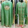 Ризи ієрейські зелені №33