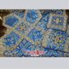 Ризи ієрейські синьо-золотисті №32 11811