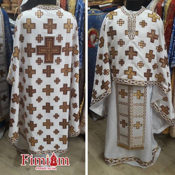 Ризи ієрейські грецькі №34